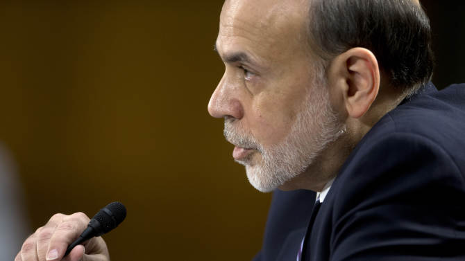 Bernanke signals continued support for low rates
