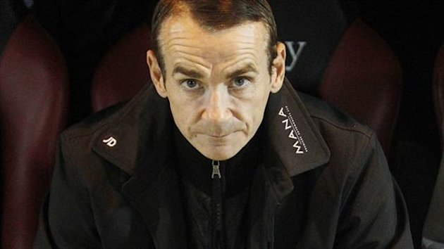 Danny Lennon feels his side are moving in the right direction