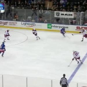 Mike Smith Save on Marc Staal (07:59/2nd)