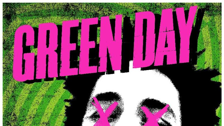 """This undated publicity photo provided by Warner Bros. Records shows Green Day's album cover for """" ¡Uno!,"""" part of a trilogy album release. (AP Photo/Warner Bros Records)"""