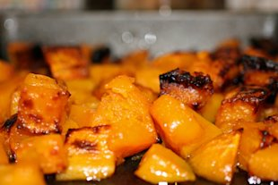 vegan thanksgiving recipes roasted butternut squash