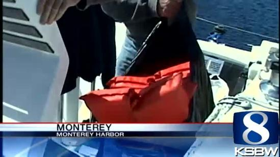 2 adults, 2 kids still missing after sailboat sinks off Monterey Bay