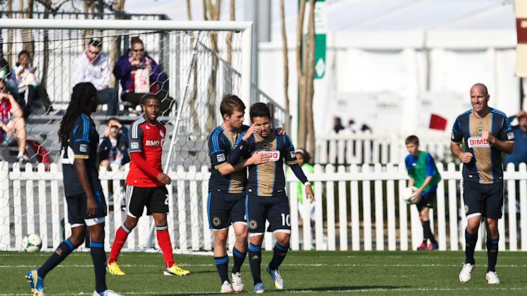 MLS: Preseason-Philadelphia Union vs Toronto FC