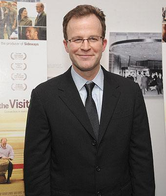 Director Tom McCarthy at the New York City premiere of Overture Films' The Visitor – 04/01/2008 Photo: Dimitrios Kambouris, WireImage.com