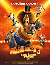 Box-office US : Madagascar 3 engloutit Prometheus
