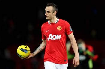 "Berbatov expecting Old Trafford exit: ""My time at Manchester United is running out"""