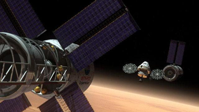 Could Trip to Mars Cause Alzheimer's?