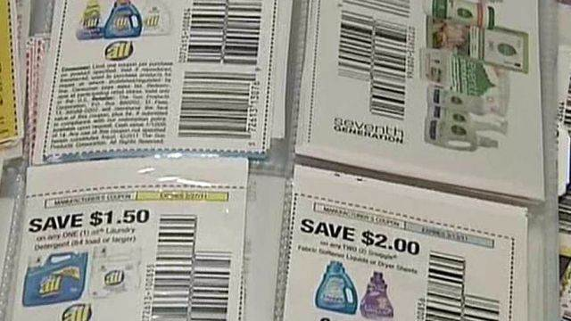 Study shows couponing creates emotional, physical response