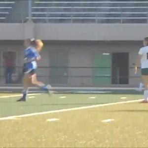 Briana Mancilla Breaks Free For Record-Setting Goal!