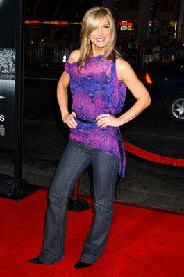 Premiere: Debbie Matenopoulos at the Hollywood premiere of Universal Pictures' Friday Night Lights - 10/6/2004 Debbie Matenopoulos