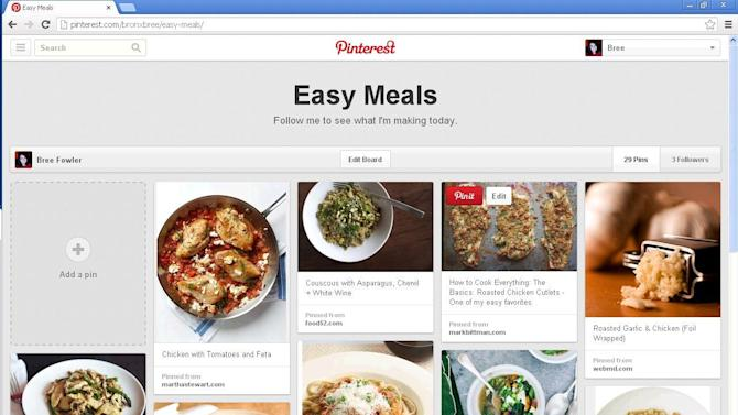 Review: Pinterest update cleaner, easier to manage