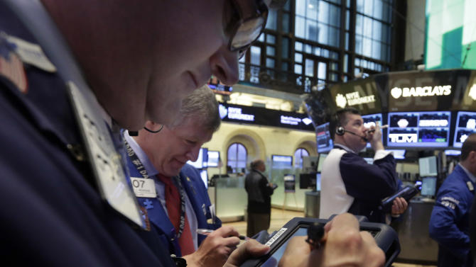 Traders 'take a breather,' buying stocks and bonds