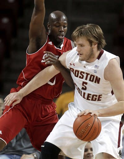 Wood carries NC State to 56-51 win over BC