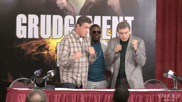 'Grudge Match' Insider Access: Stars
