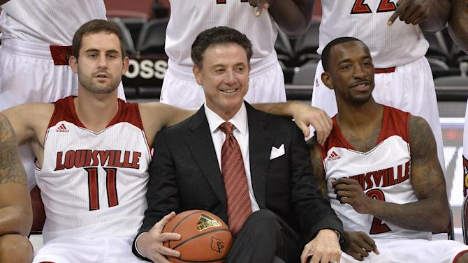 Louisville fave to win in lone year in new league