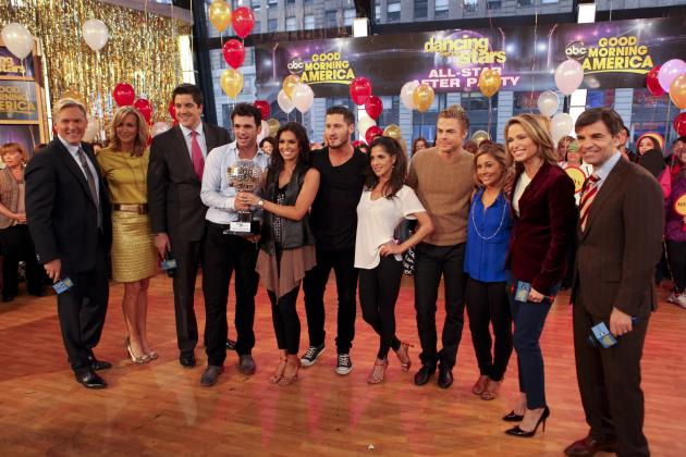 Dancing With the Stars After Party on GMA