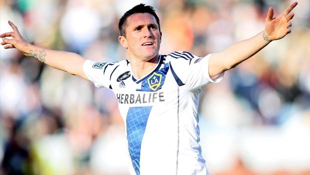 Report: Keane foregoes Euro loan, signs extension with LA