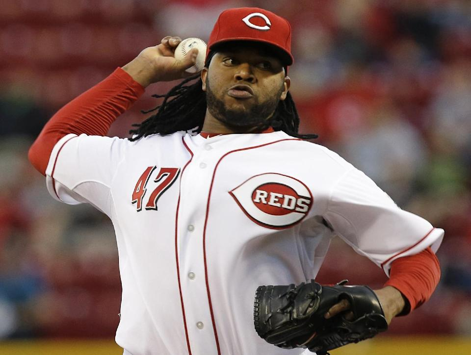 Cueto's return gives Reds their ace for playoffs