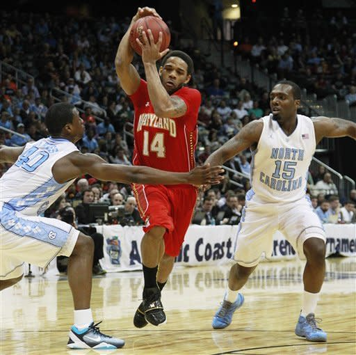 Balanced UNC blows out Maryland 85-69 in ACC