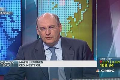 Neste Oil: Not worried about sanctions on Russia