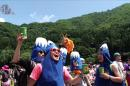 Japan's largest outdoor music event, the Fuji Rock Festival, celebrates 20th birthday