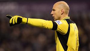American Exports: Brad Guzan notches seventh shutout of the season for Aston Villa