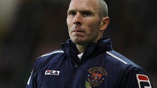 Michael Appleton was appointed Blackpool manager in Novermber of last year