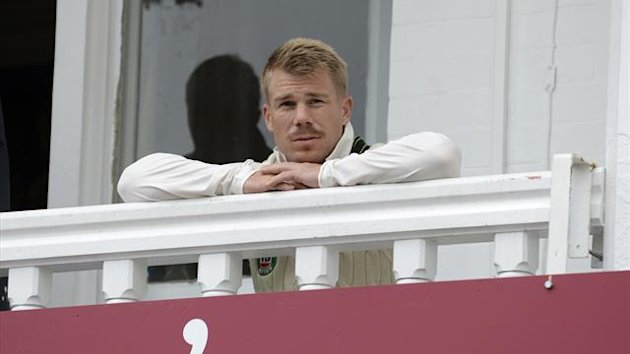 David Warner is in trouble again (REUTERS)