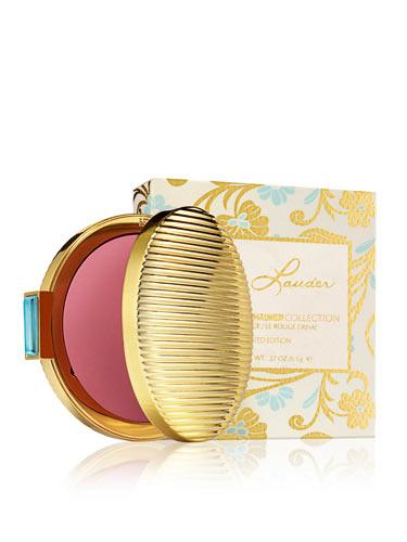 Estée Lauder Mad Men Collection Limited Edition Creme Rouge in Evening Rose
