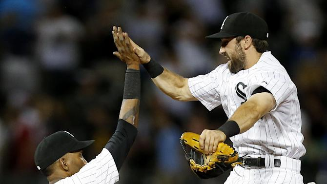 Beckham, Viciedo power White Sox past Giants 8-2