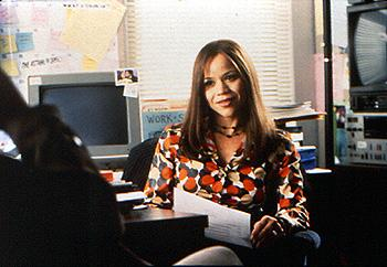 Rosie Perez as Grace Santos in The 24 Hour Woman