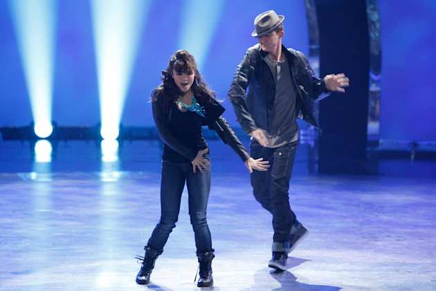 "Caitlynn Lawson and All-Star dancer Ivan Koumaev perform a Hip-Hop routine to ""Let Me Love You"" choreographed by Marty Kudelka on ""So You Think You Can Dance."""