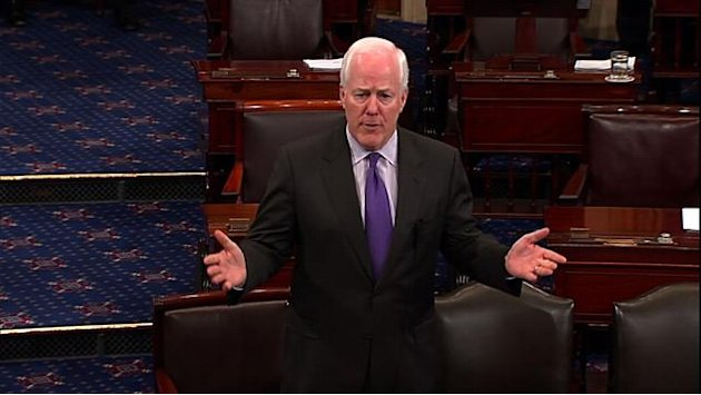 Cornyn: Hagel delay 