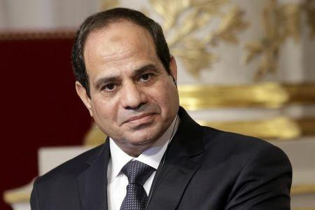 Egypt's Sisi cuts short Ethiopia visit after 32 killed in Sinai