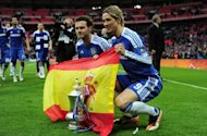 Fernando Torres & Juan Mata added to Spain provisional squad for Euro 2012