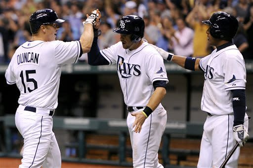 Joyce's 9th-inning homer lifts Rays over Orioles