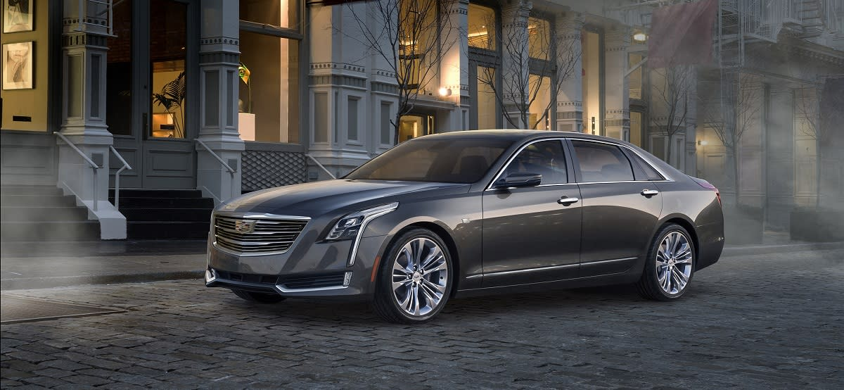 2016 Cadillac CT6 Preview
