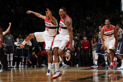 Beal scores with 0.3 seconds left to lift Wizards