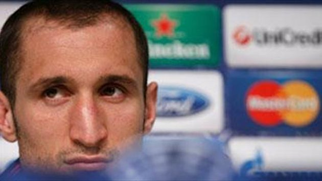 Chiellini hopes to face Milan