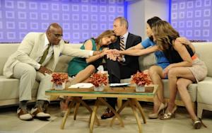 Matt Lauer Sticking With 'Today' Show 'Family'
