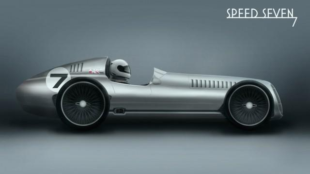 Next Major Car Project From Kahn Design Is The Speed 7 Retro Roadster