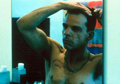 Denis Lavant as Galoup in New Yorker Films' Beau Travail