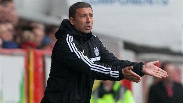 Derek McInnes was full of praise for his side