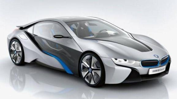 BMW unveils two new prototypes