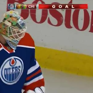 Chicago Blackhawks at Edmonton Oilers - 11/22/2014