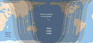 Total Lunar Eclipse On Wednesday Will Be a Rare &#…