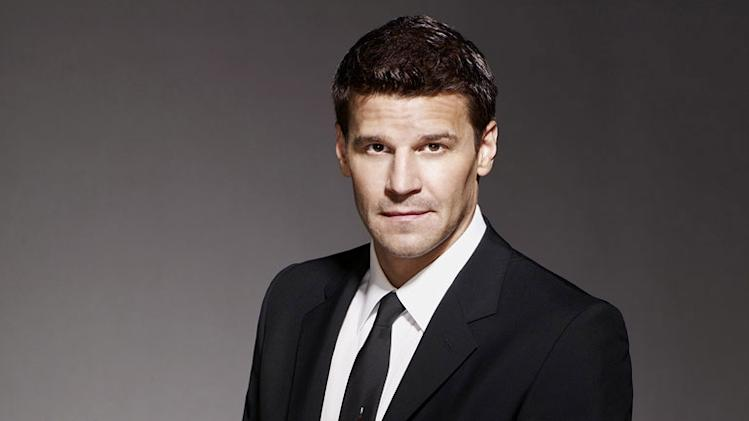 David Boreanaz stars as FBI Special Agent Seeley Booth in Bones.
