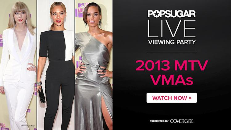 Join Our MTV VMAs Viewing Party LIVE Now!