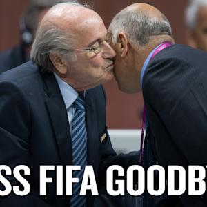 Sepp Blatter was an awful...ly great FIFA chairman