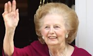 Margaret Thatcher Faces Christmas In Hospital